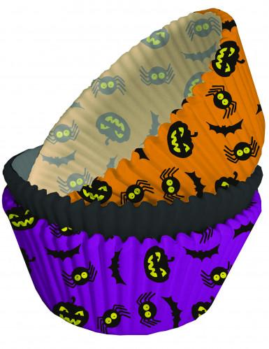 75 Moules à cupcakes Halloween