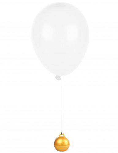 Poids ballon hélium or-1