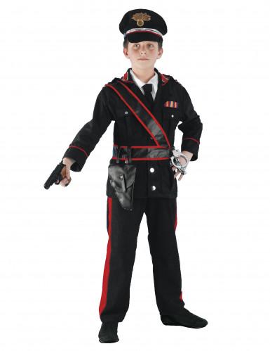 Déguisement carabinier garçon
