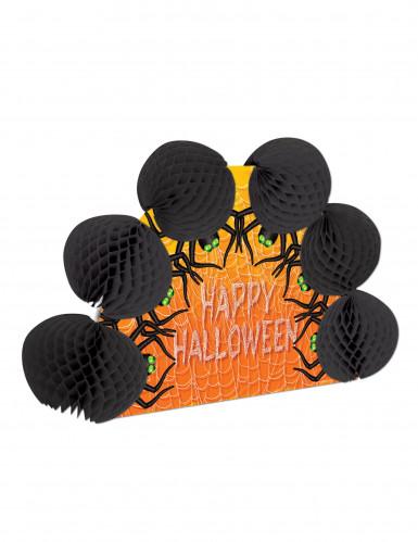 Centre de table  Araignées Happy Halloween