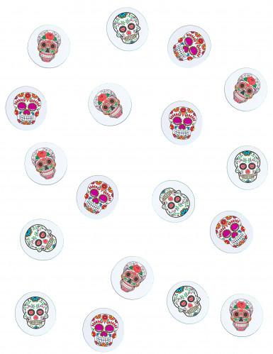 Confettis de table papier Dia de los muertos-1