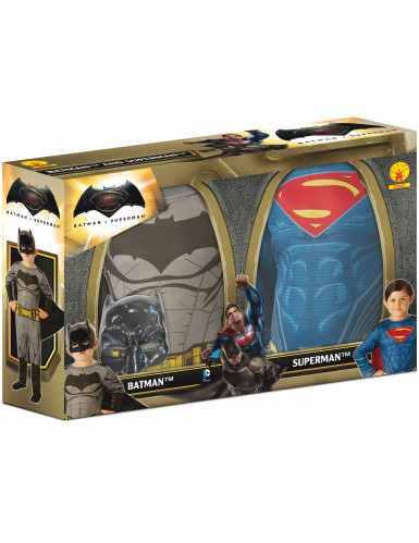 Pack 2 déguisements Batman Vs Superman enfant - Dawn of Justice™-1