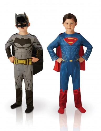 Pack 2 déguisements Batman Vs Superman enfant - Dawn of Justice™