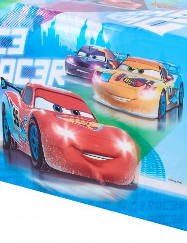Nappe en plastique Cars Ice Racers™ 120 x 180 cm-1