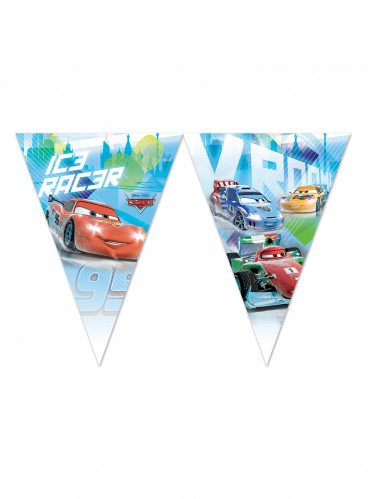 Guirlande à fanions Cars Ice Racers™