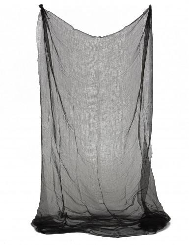 Drap noir d'Halloween 150 x 210 cm