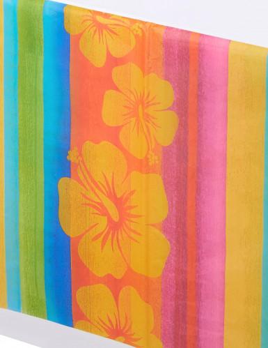 Nappe en plastique Hawaï - 137 x 259 cm-1