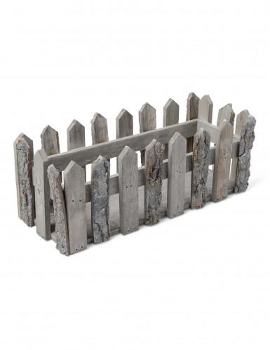 Cagette en bois 31 x 12 cm