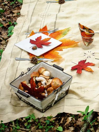 12 Décorations feuilles d'automne-1