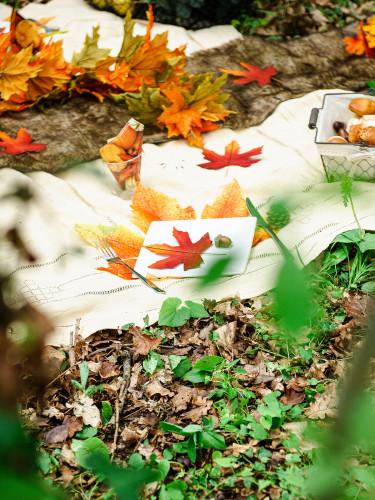 12 Décorations feuilles d'automne-2