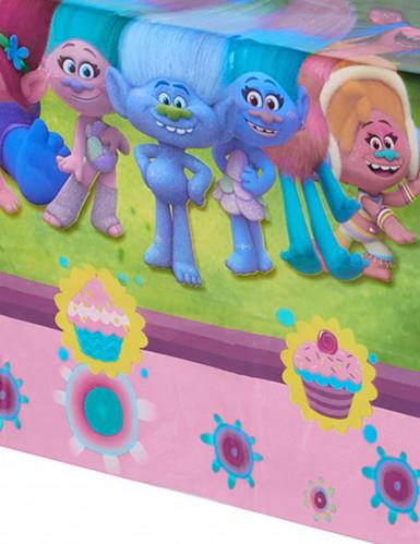 Nappe en plastique Trolls™ 120 x 180 cm -1