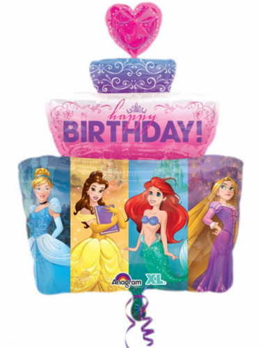 Maxi Pack anniversaire Princesses Disney™-4