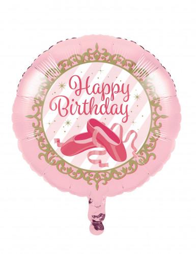 Maxi Pack anniversaire Danseuse Ballerine-3