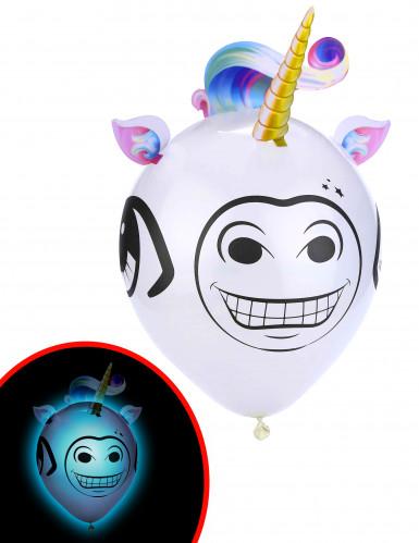 Ballon LED licorne Illooms®