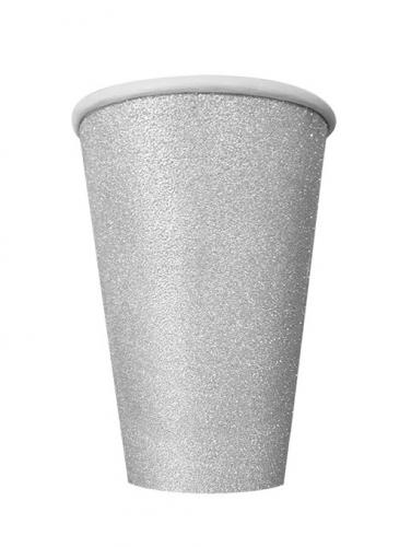 20 gobelets am ricains original cup argent 53 cl - Decoration table anniversaire 20 ans ...
