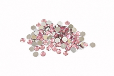 Petits confettis de table ronds rose gold 0,6 cm 10 g