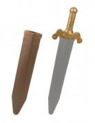 Épée gladiateur romain en plastique
