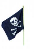 Drapeau tête de mort pirate