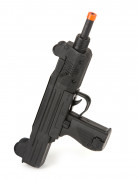 Pistolet mitrailleur UZI soldat militaire en plastique