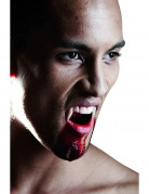 Dentier vampire luxe adulte Halloween