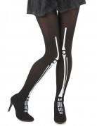 Collant squelette femme Halloween