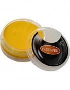 Maquillage à l'eau jaune 14 g