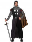 Déguisement chevalier médiéval adulte