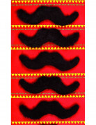 Lot 6 moustaches