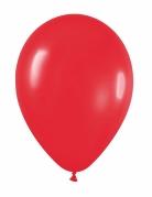 24 Ballons rouges 25 cm