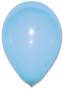 100 Ballons turqoise 27 cm