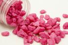 Pierres de décoration fuchsia 400 grammes