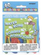 50 Ballons multicolors bombe à eau