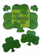 Autocollants pour fenètre Trèfle de la St Patrick