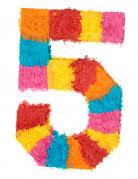 Pinata du chiffre 5