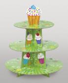 Présentoir à petits gâteaux Cupcake Party