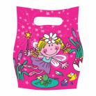 6 sacs de fête Fée rose