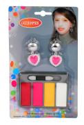 Mini kit maquillage princesse