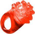 1 bague magique avec LED rouge