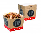 6 bols carton VIP