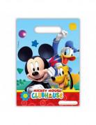 6 sacs plastique Mickey Mouse™