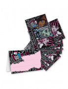 Cartes invitations et enveloppes Monster High™