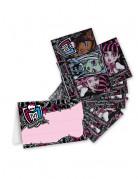 Cartes invitations et enveloppes Monster High™