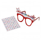 Paire de lunettes Happy Birthday