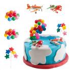 Décorations gâteau Planes™