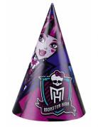 6 Chapeaux de fête Monster High 2™