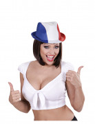 Chapeau supporter France adulte