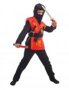 Coffret accessoires ninja rouge