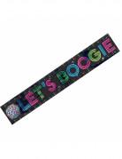 Bannière Let's Boogie Disco