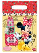 6 Sacs cadeaux Minnie café™