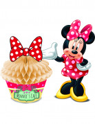 Centre de table Cupcake Minnie café™